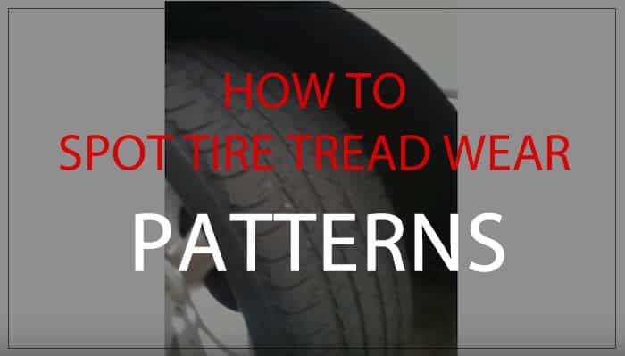 Tire Wear Patterns